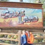 Put Your Foot On The Gas and Go To Cars Land