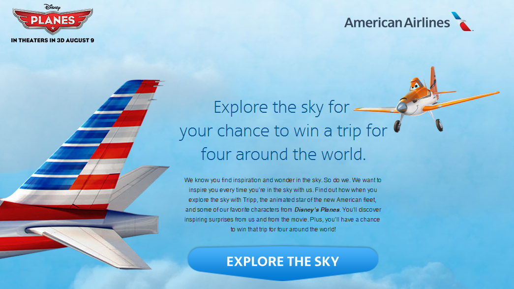 American Airlines Promo