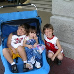 Mamas Monday Tip of the Week ~ Stroller Comfort