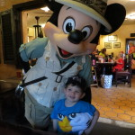 Tusker House Character Meals – One Mom's Review