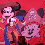 Onboard A Disney Cruise; It's A Pirate's Night For Me!