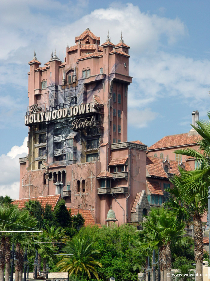 Disney Mamas Fun Fact Friday - Tower of Terror Meets The ... Tower Of Terror Disney World Inside Video