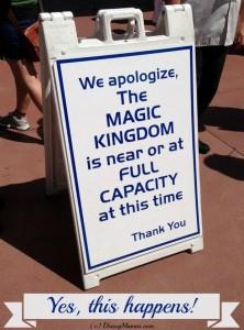 Capacity Crowds