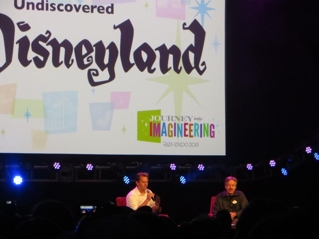 Tony Baxter and Josh Shipley present Rediscovered Disneyland