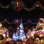 Disney Mamas Fun Fact Friday ~ Think Your Holiday Display is Excessive?