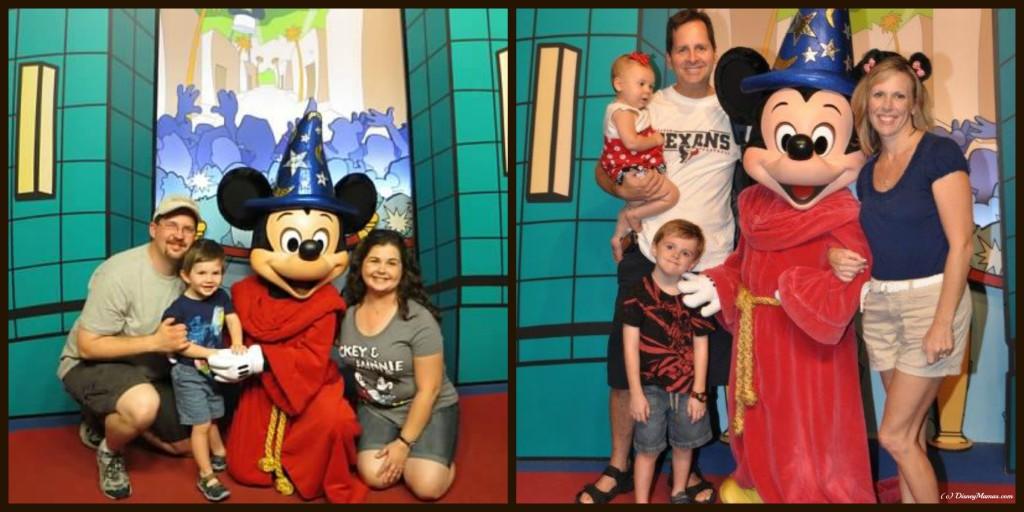Meet Sorcerer Mickey at Disney's Hollywood Studios