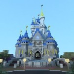 Minecraft Meets Walt Disney World = A Happy Disney Mama!!
