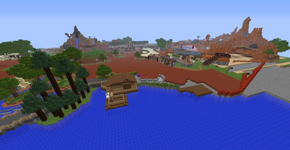 Disney mamas minecraft meets walt disney world a disney mamas since 2009 minecraft a game about moving blocks around a digital world has captured the attention of a generation the premise of the game is much like gumiabroncs Image collections