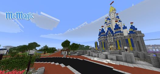 Disney mamas minecraft meets walt disney world a disney mamas how they created mcmagic with our disney mamas readers and they were more than happy to oblige so without further adeiu here is the end gumiabroncs Image collections