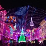 Viewing the Osborne Family Spectacle of Dancing Lights