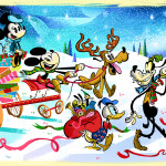 "D23 Celebrates ""23 Days of Disney Christmas"" with the Ultimate Festival Online Art Exhibit and Sweepstakes"