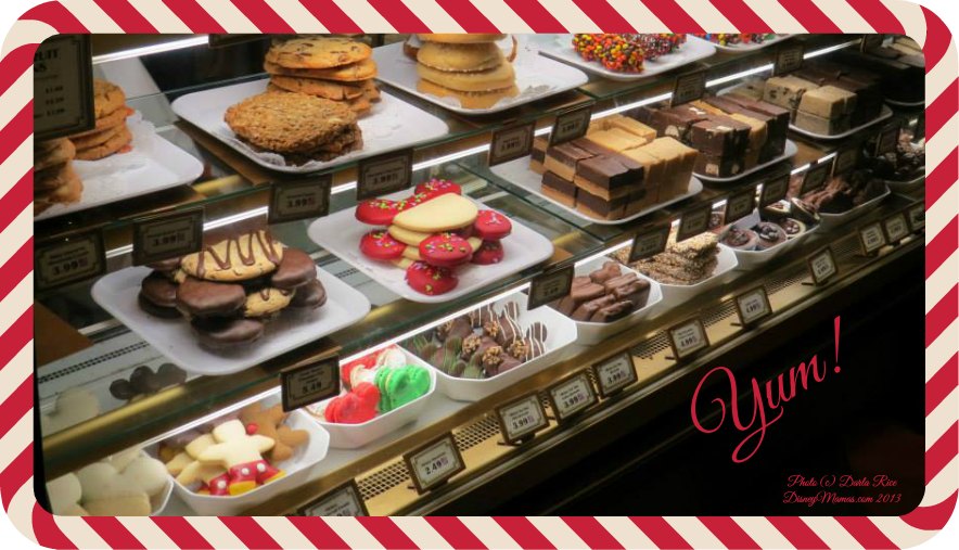 Holiday Snacks at Walt Disney World