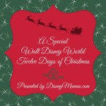 Disney Twelve Days of Christmas ~ Day Five