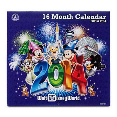 Win this 2014 Walt Disney World Calendar