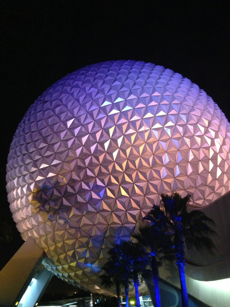 Fun Facts about Spaceship Earth