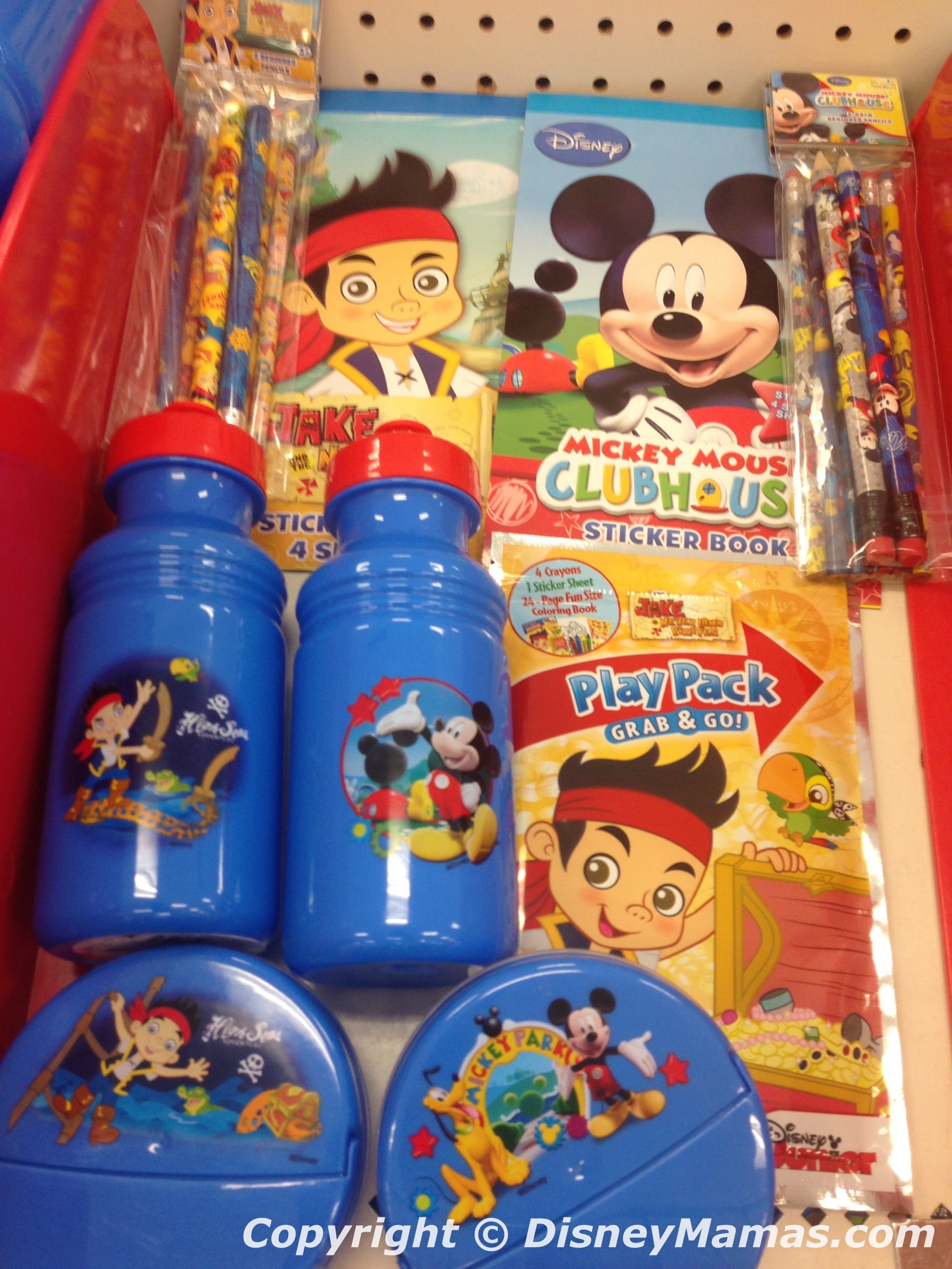 grab and go play pack target