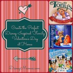 A Disney Valentine's Day at Home