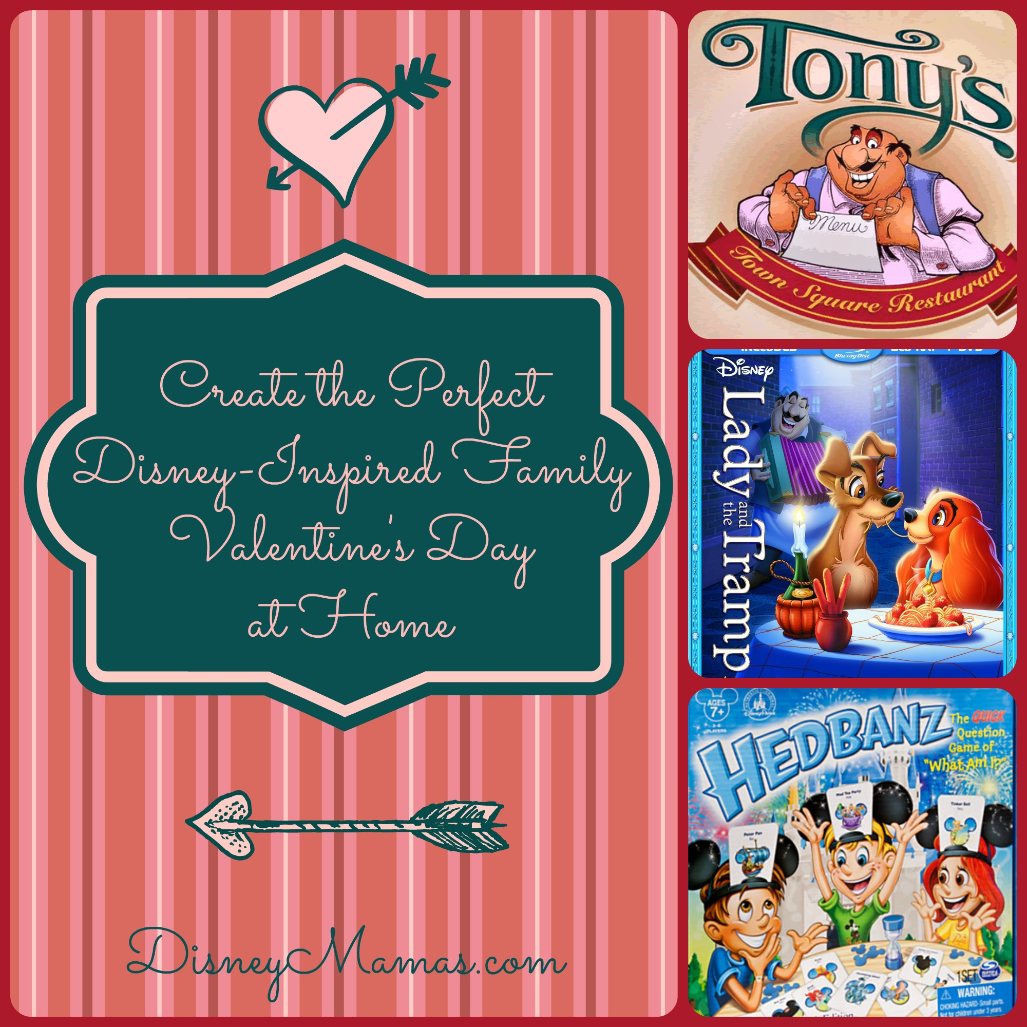 A Disney Valentineu0027s Day At Home