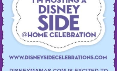 #DisneyMamas @ Home Celebration Reveal!