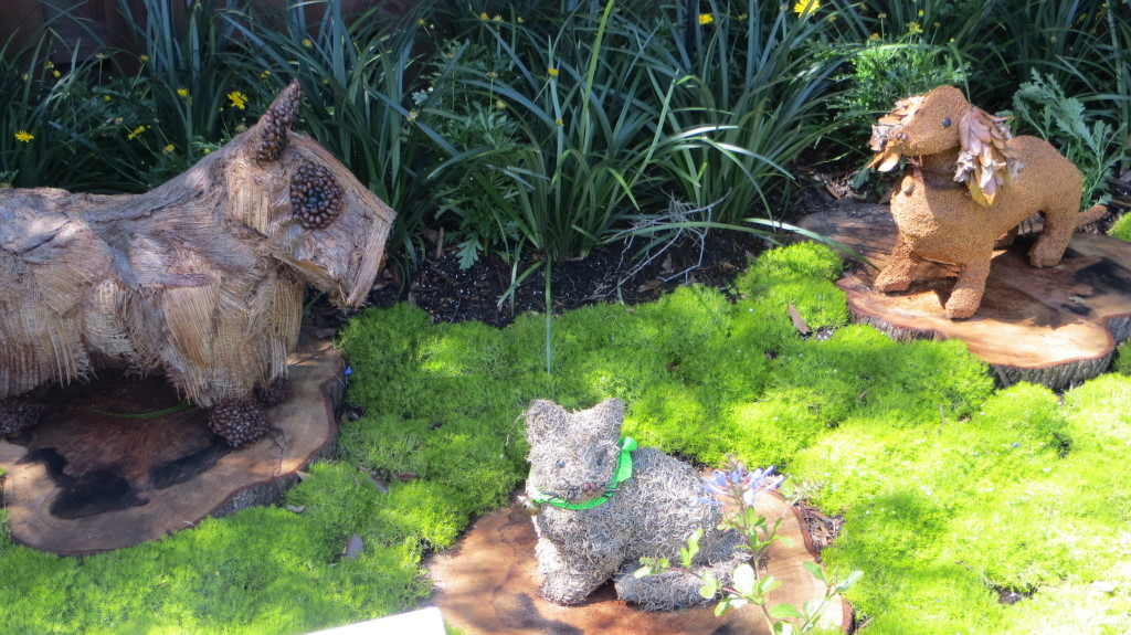 Topiary Animals at the Epcot International Flower and Garden Festival
