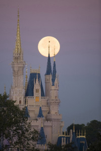 full moon castle