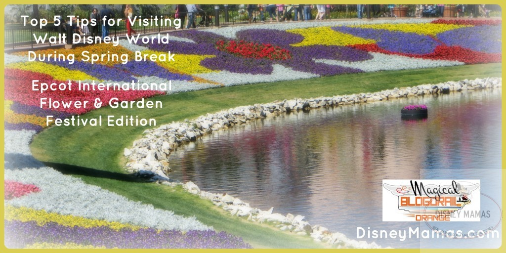 5 Tips for Epcot's International Flower & Garden Festival