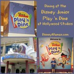 Disney Junior Play 'n Dine ~ One Mama's Review
