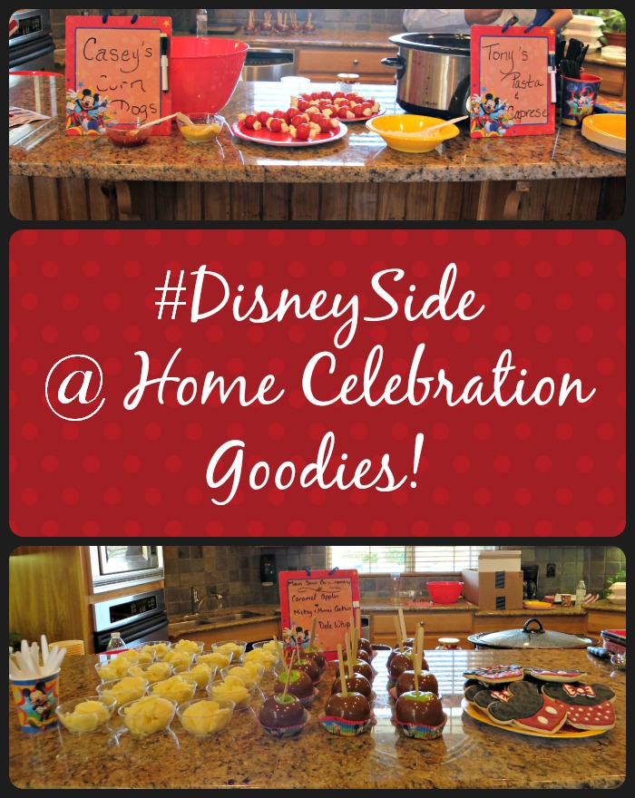 DisneySide Food