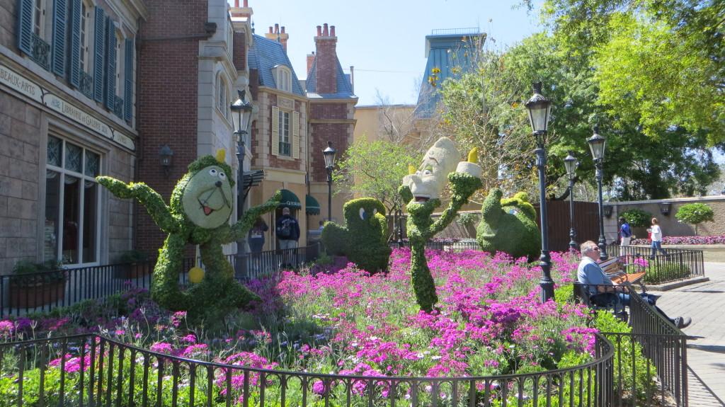 Spring Break at Walt Disney World