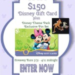 Eggstra Special Spring Giveaway!  $150 Disney Gift Card Eggstravaganza!