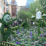 Disney Mamas Fun Fact Friday ~ Epcot Flower and Garden by the Numbers