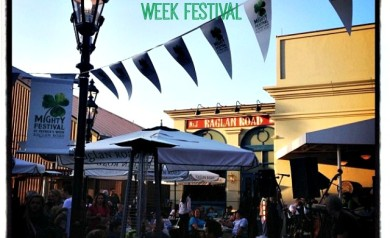 Raglan Road's Mighty St. Patrick's Week Festival