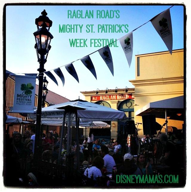 Raglan Road's Mighty St. Patrick's Week Festival