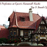 Snack Perfection at Epcot's Karamell-Kuche