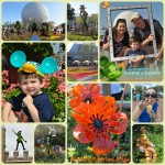 Wordless Wednesday ~ Epcot International Flower & Garden Festival