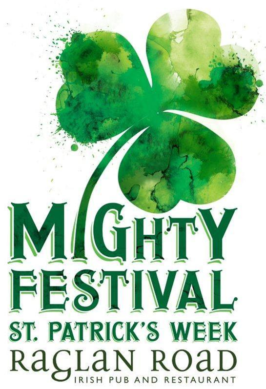 Mighty Festival St. Patrick's Week