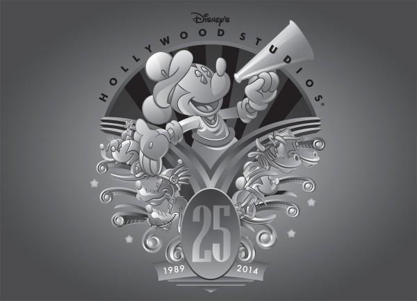25th-Anniversary of Disney's Hollywood Studios
