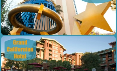 The decision of where to stay was literally making me crazy! Disneyland Hotel or Disney's Grand Californian? Ultimately we went with the Disneyland Hotel due primarily to the pool area, as our son is obsessed with the Monorail.