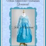 Do You Wanna Win a Frozen Inspired Costume?
