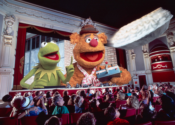 """Jim Henson's Muppet-Vision 3D"" debuted at Disney MGM Studios in 1991"