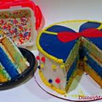 Quacky Birthday!  How to Make a Donald Duck Cake