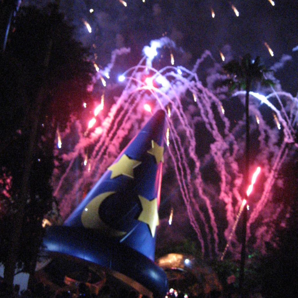 Special Fourth of July Fireworks at Hollywood Studios