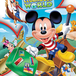 Mickey Mouse Clubhouse: Around the Clubhouse World DVD Review and Giveaway!