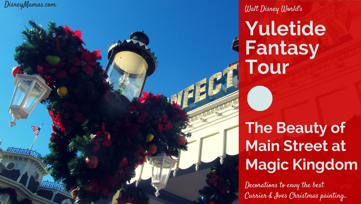 Yuletide Fantasy Tour on Main Street
