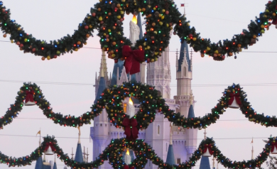 Walt Disney World's Yuletide Fantasy Tour Review