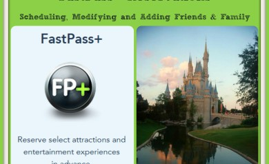Walt Disney World 101 - Understanding FastPass+ Reservations