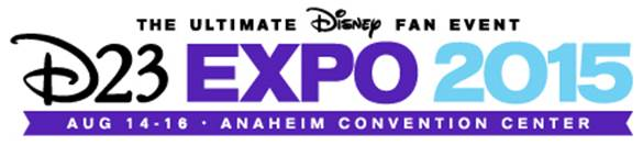 Tickets to the D23 Expo 2015 go on sale Thursday August 14, 2014