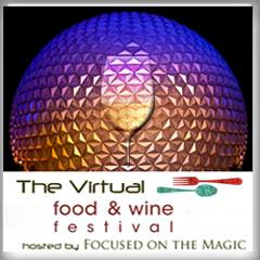 Virtual Epcot Food and Wine Festival - Garlic Shrimp with DisneyMamas.com