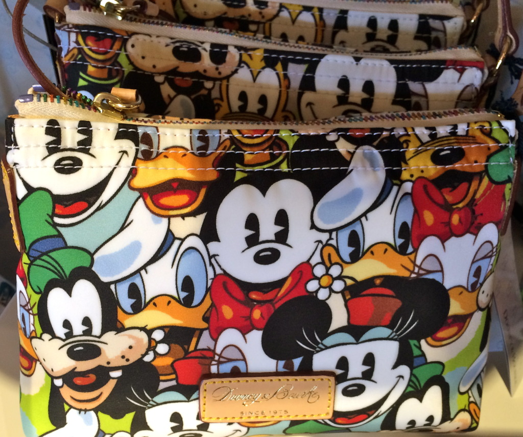 I'm loving this Disney Dooney & Bourke Colorful Characters Crossbody!