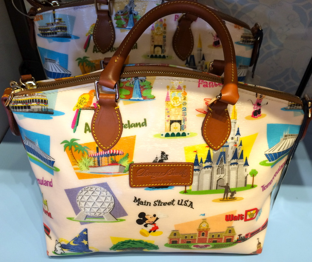 A little Walt Disney World, a little Disneyland, and a little retro-a perfect trifecta! Cost is $268.00